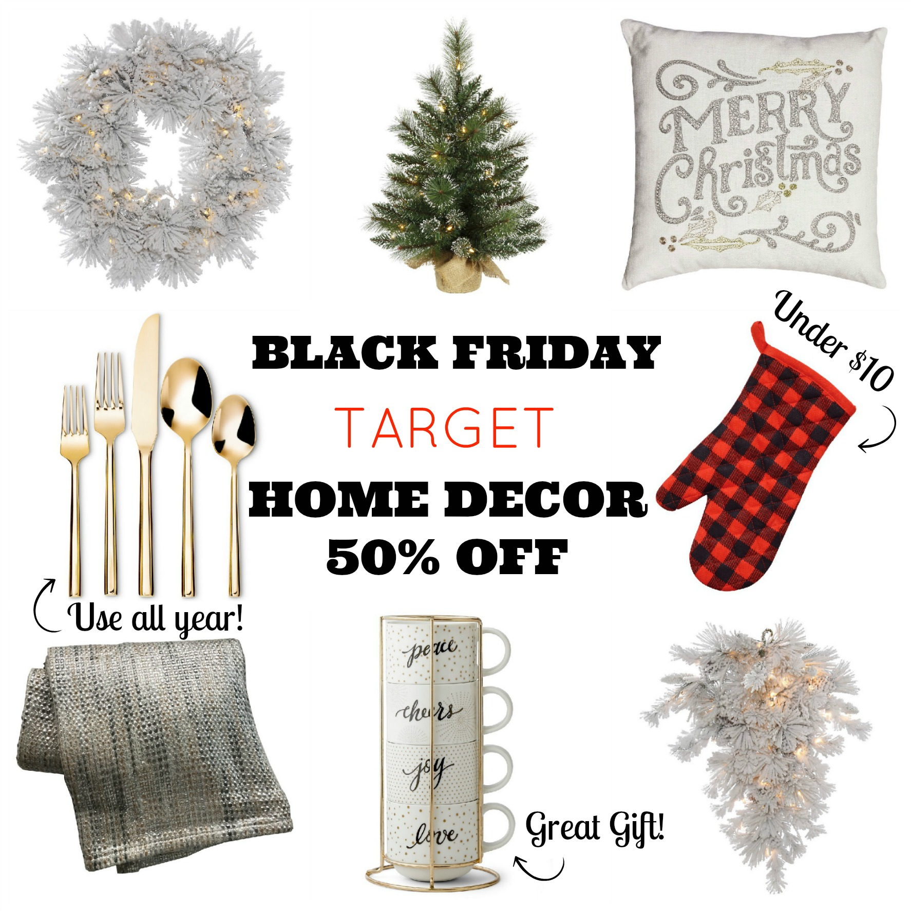 Black Friday Deals Target Home Decor