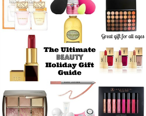 christmas beauty holiday gift guide