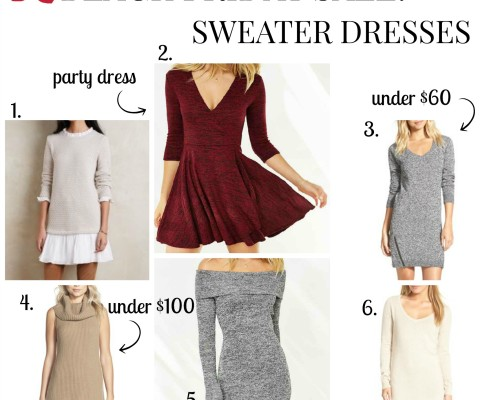 black-friday-sale-sweater-dresses
