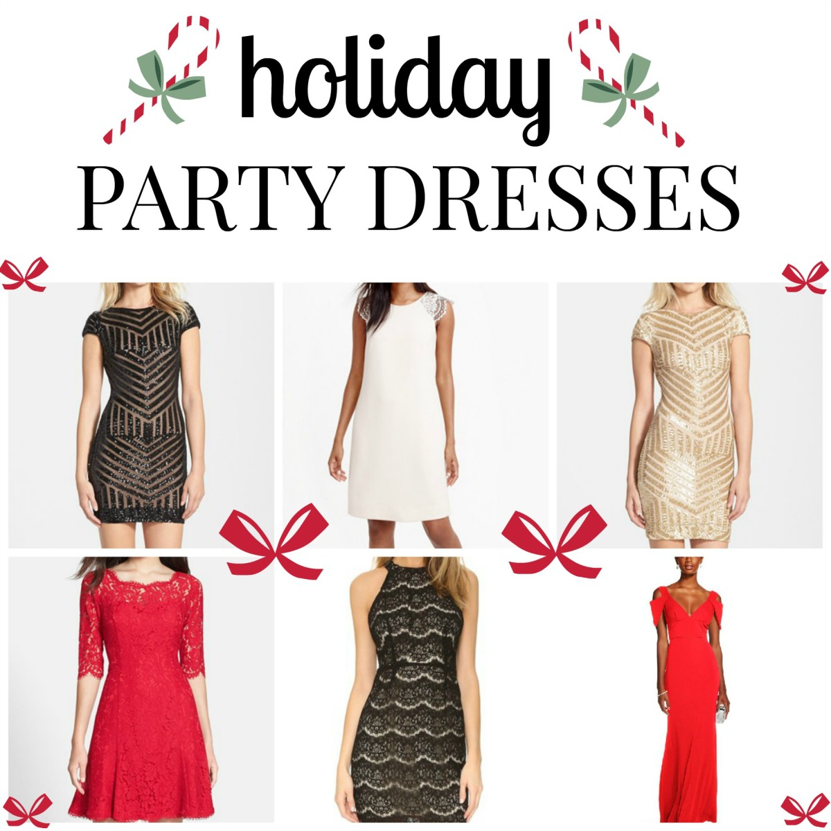 Holiday Party Dress