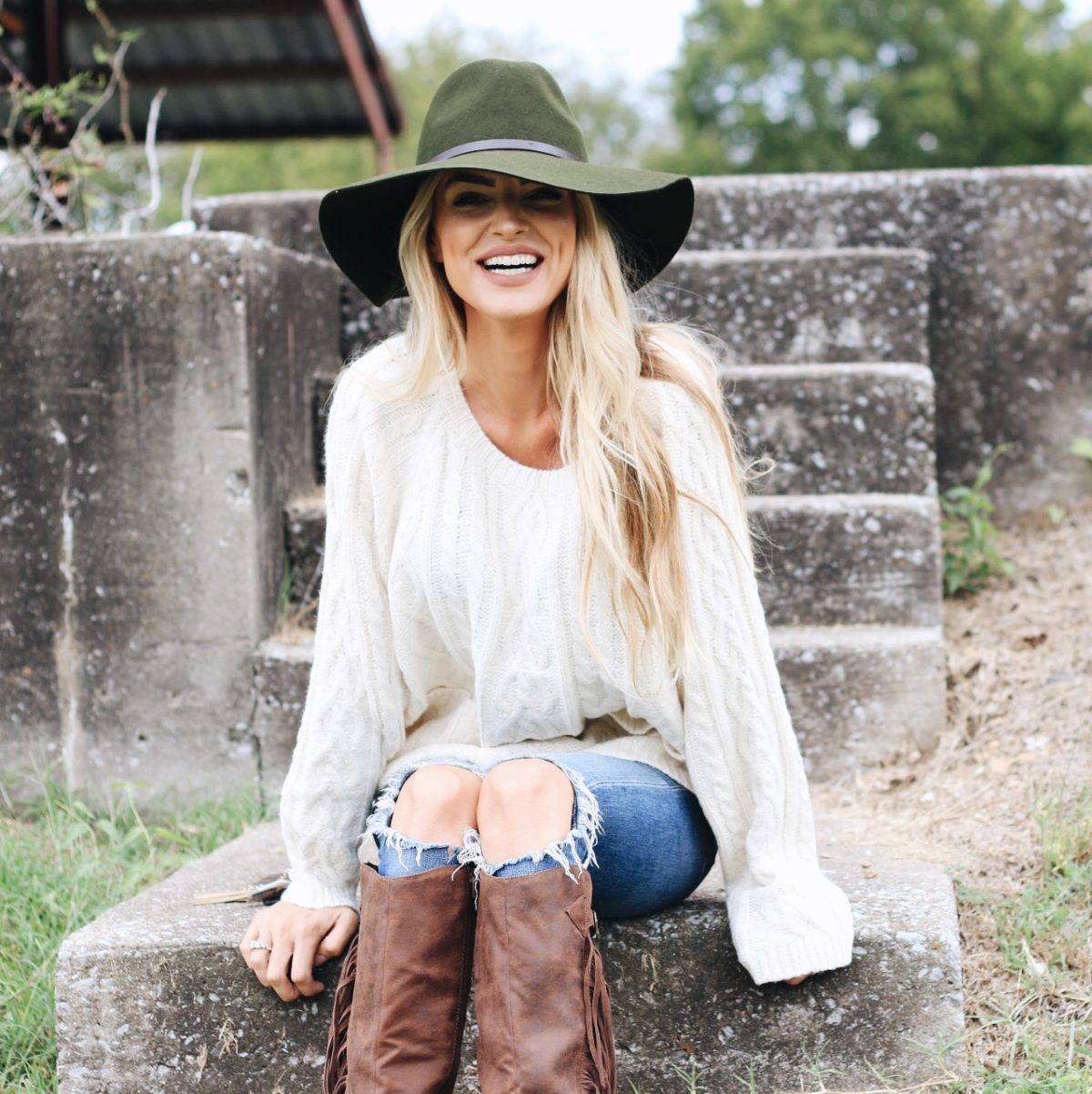 coziest sweater for fall