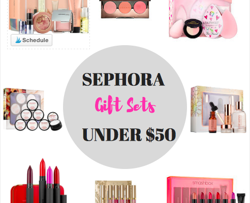 holiday gift guide sephora gift sets