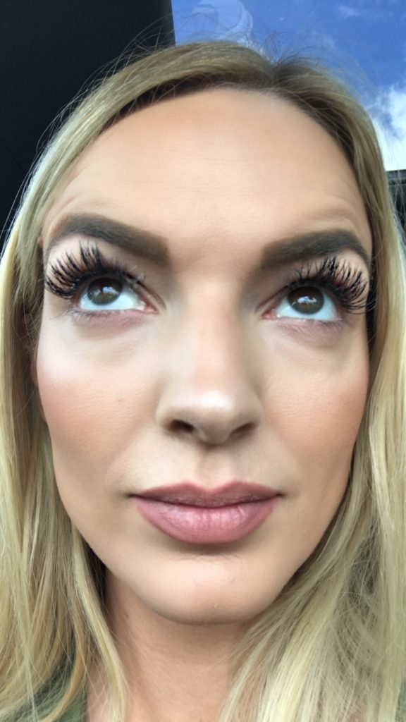 All about my lash extensions