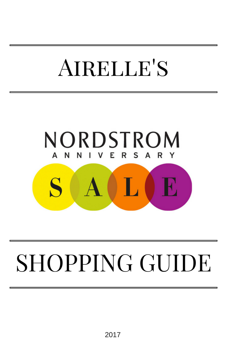 nordstrom anniversary sale 2017 shopping guide