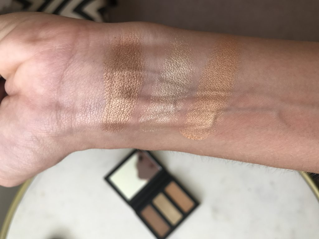 whats new in makeup summer bobbi brown eyeshadow palette swatches