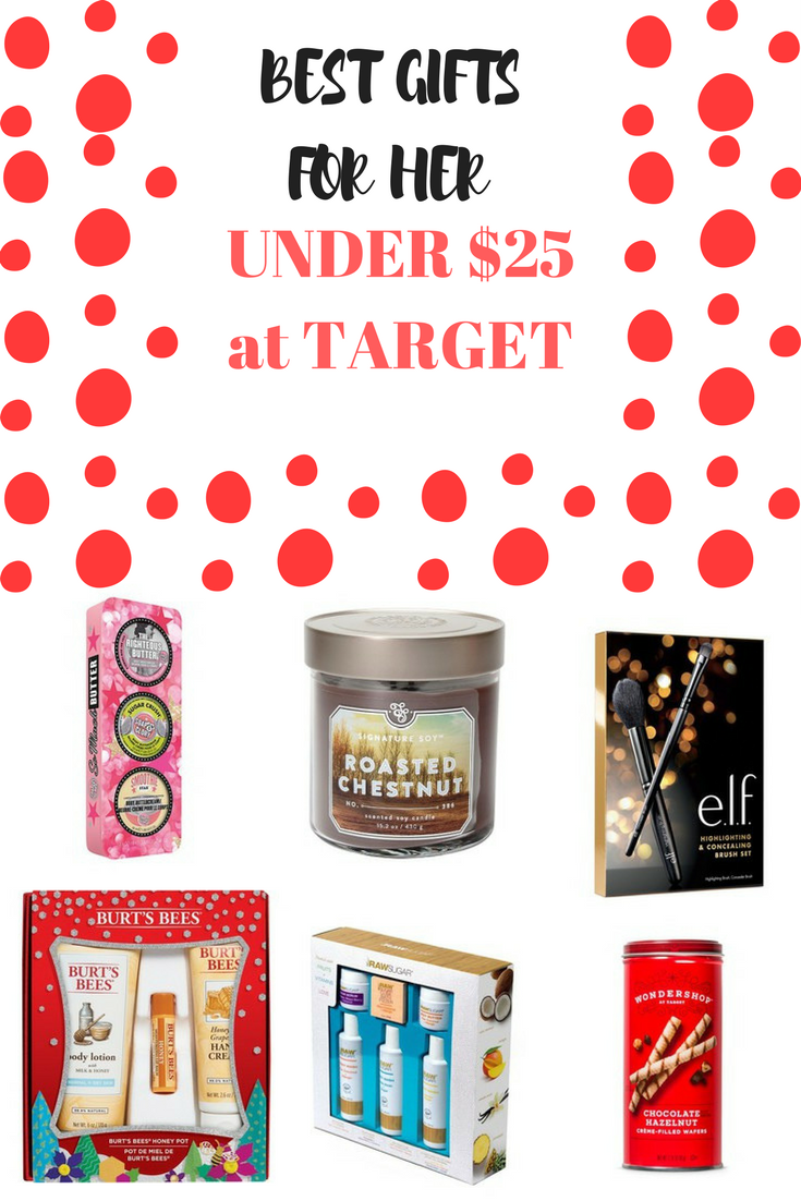 Best Gifts for Her under $25 at Target