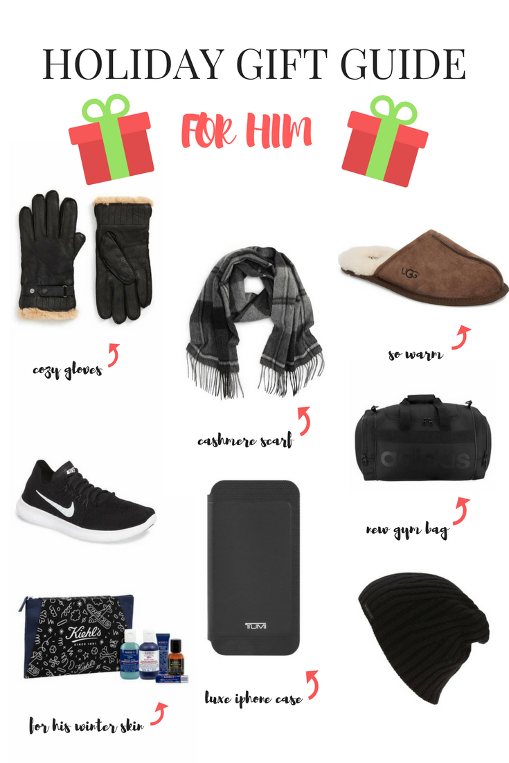Christmas Gift Guide Gifts for Him