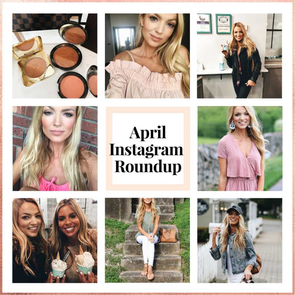 April Instagram Roundup Makeup And Fashion Airelle Snyder