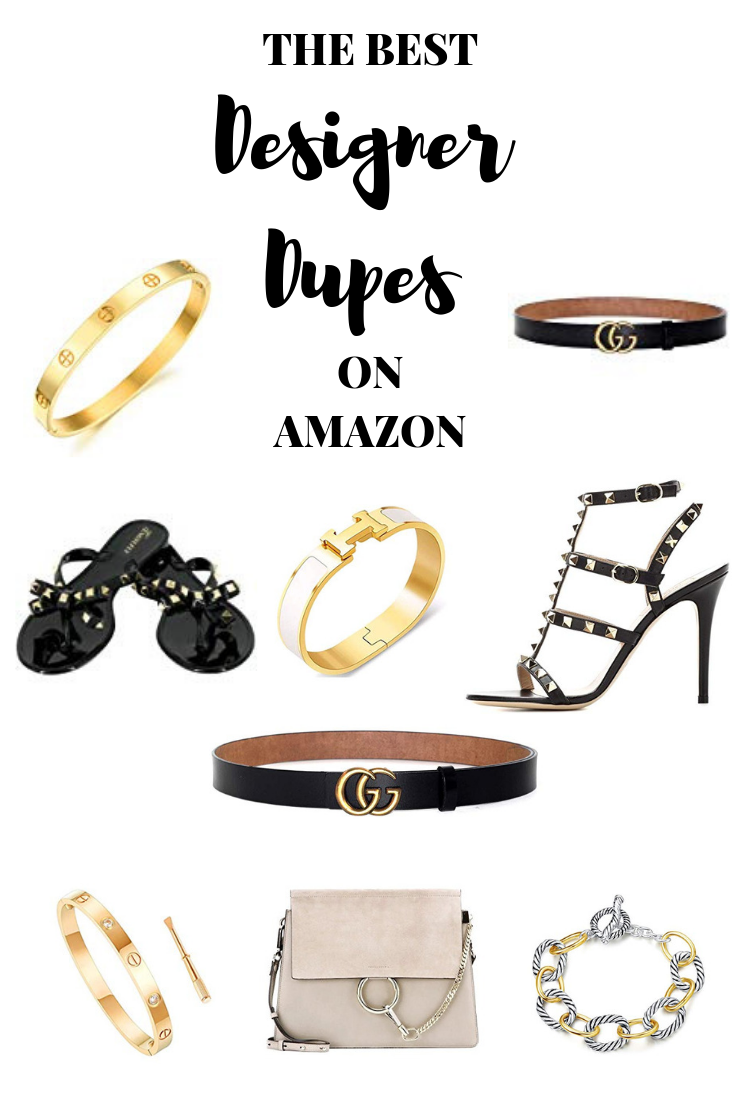 dcb5ee5bc7cf THE BEST DESIGNER DUPES ON AMAZON 2019 - Airelle Snyder