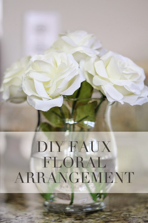 Diy Tutorial Silk Fl Arrangement